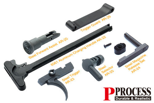 IS Steel Parts Kits for KSC/KWA M4 GBB