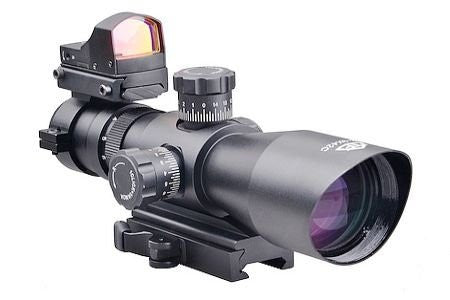 Trinity Force Redcon 1 QD Tri-Color Scope Combo