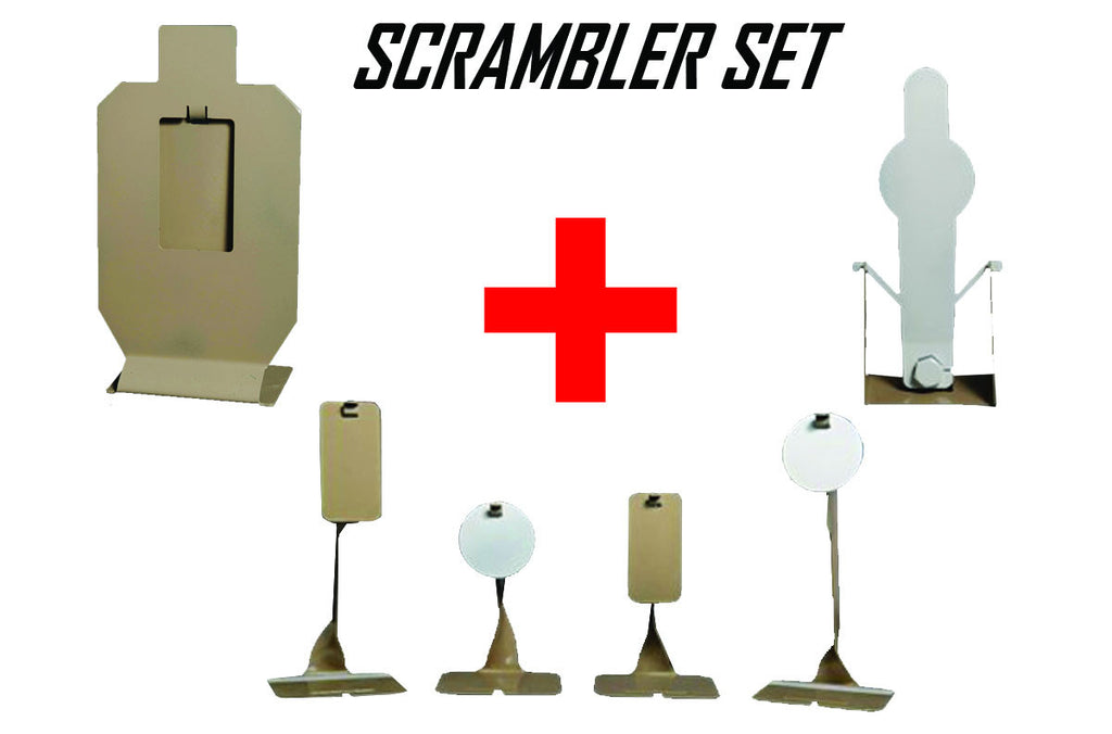 TacTrainer Competition Bundle: Scrambler Set
