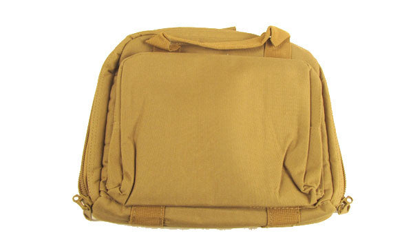 Explorer Double Pistol Bag TAN