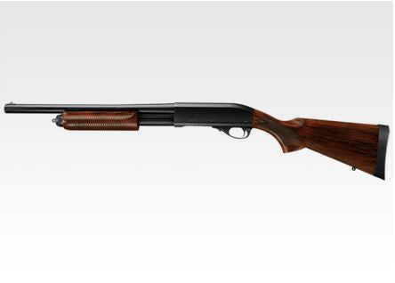 TM M870 Wood Stock Shotgun