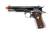 TM M1911 Mark IV Series 70 Nickel