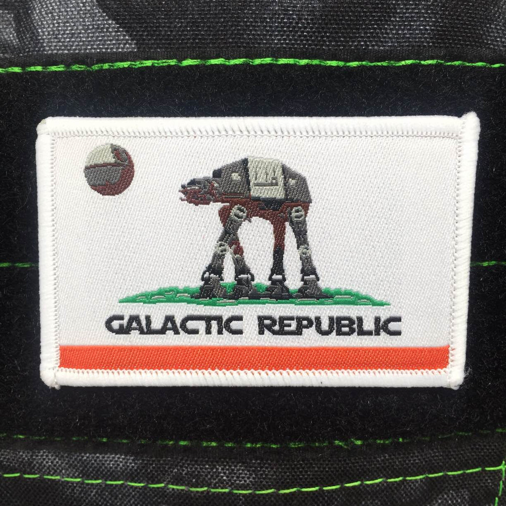 TOF California Galactic Republic Morale Patch