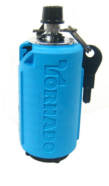 Airsoft Innovations Tornado Grenade - Blue