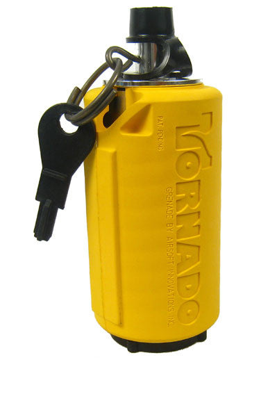 Airsoft Innovations Tornado Grenade - Yellow
