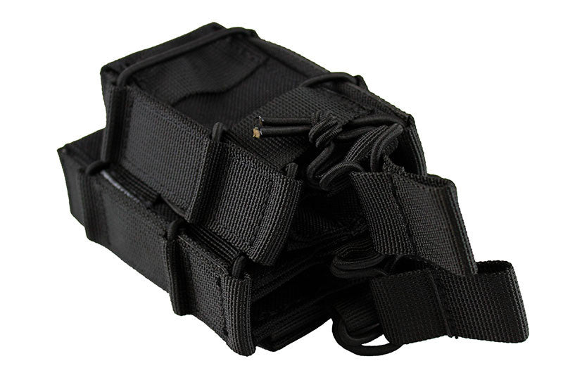 Pro Arms UACO 5.56 mag pouch w/pistol pouch