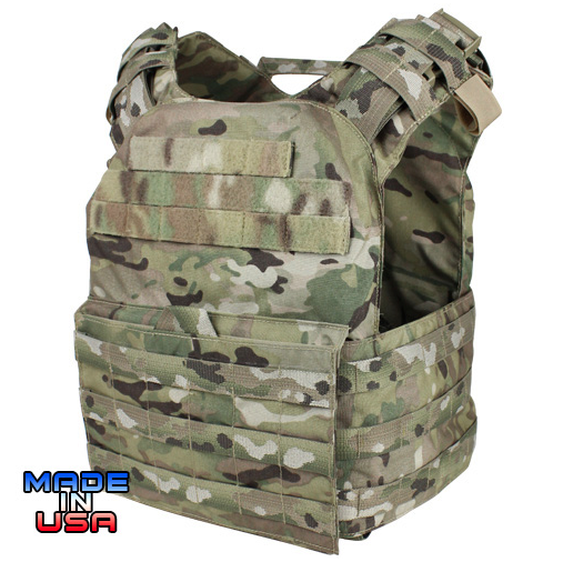 Condor CYCLONE Plate Carrier MUL