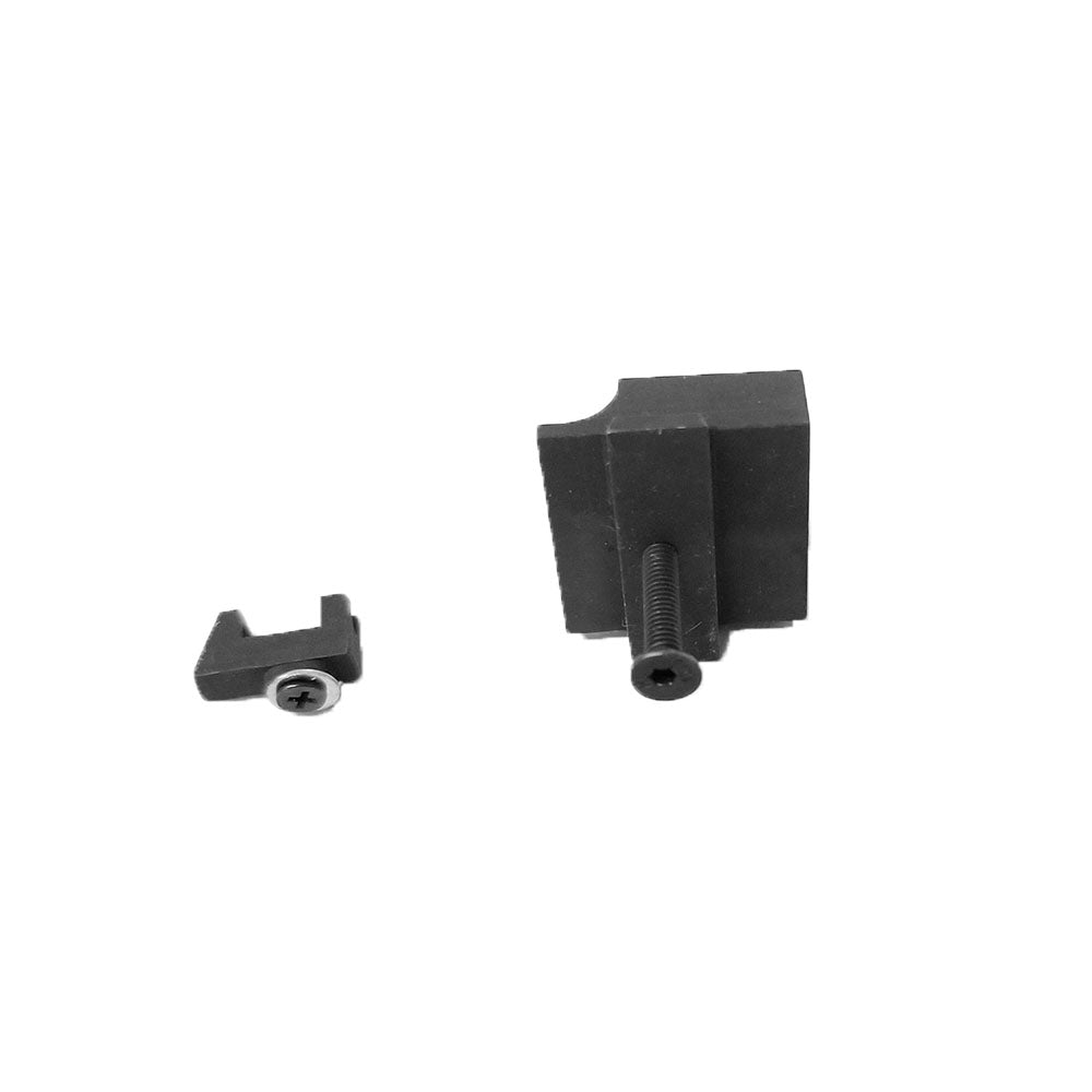 Elite Force G17 Fiber optic sights and Threaded barrel package!