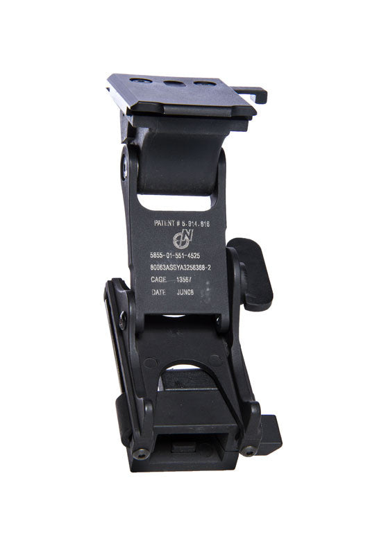 Valken ATH NVG Flip Up Mount BLK