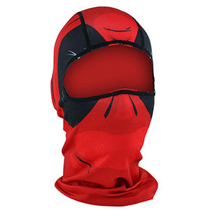 Balaclava, Polyester,Red Dawn
