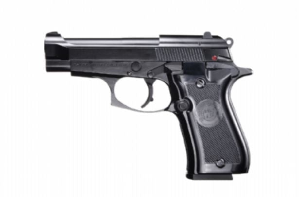 WE M84 GBB Pistol - black