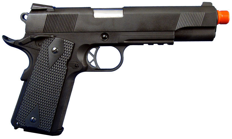 WE 1911 5.1 Night Warrior BLK