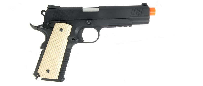 WE 1911 Tactical Carry 5.0 Black