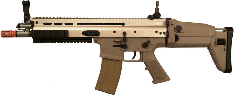 WE FN SCAR-L GBB Open Bolt Rifle - TAN