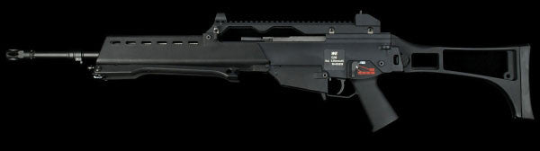 WE G39E GBB Open Bolt Rifle