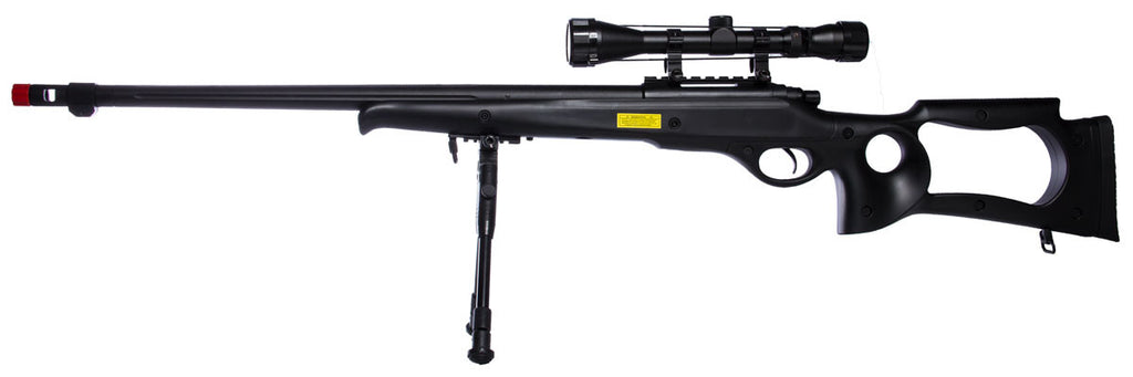 WELL MB10 Bolt Action Rifle w/ Scope
