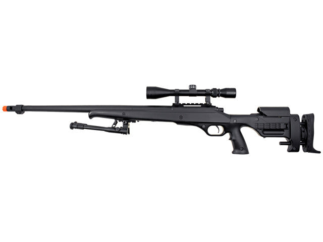 WELL MB12 Bolt Action Rifle w/ Scope