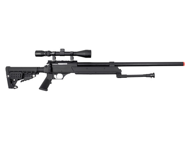 WELL MB13 Bolt Action Rifle w/ Scope