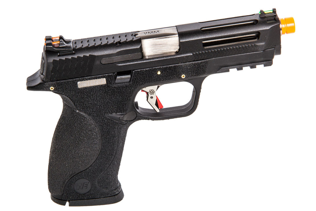 WE Tactical Big Bird slide BLK, SV barre