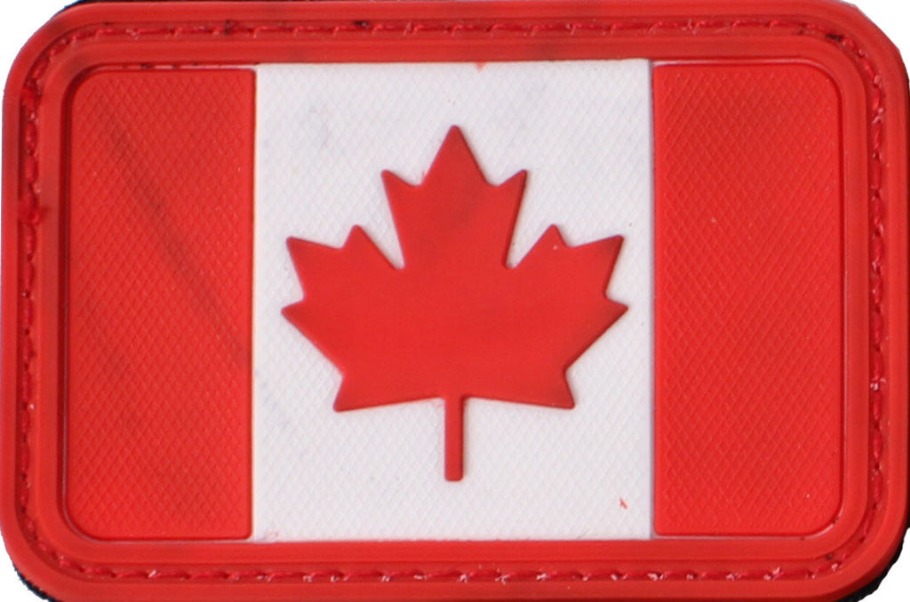 AEX Canada Flag Patch L COLOR