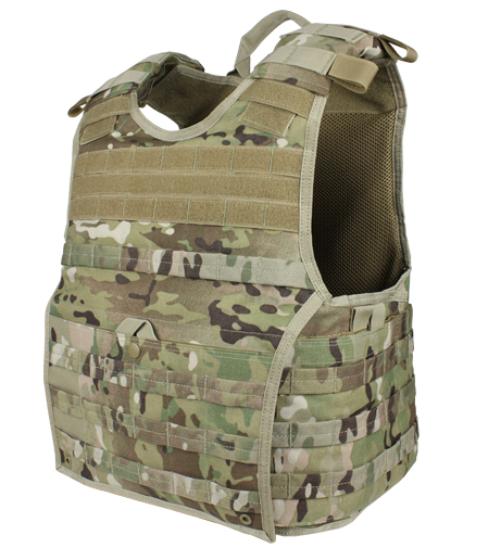 Condor EXO Plate Carrier L/XL MUL