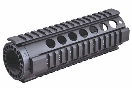 "Trinity Force M4 7"" Free Float Quad Rail"