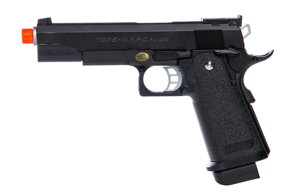Z HiCapa 5.1 Metal Green Gas/CO2 Pistol