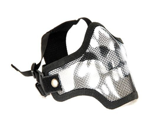 UKARMS V1 Metal Mesh Mask SKULL