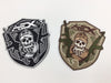 AEX Skull Patch (BLK and Multicam available)