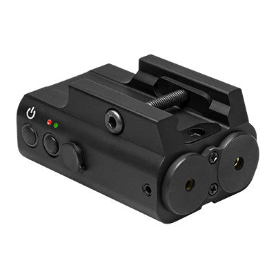 NcStar red/green tactical laser box