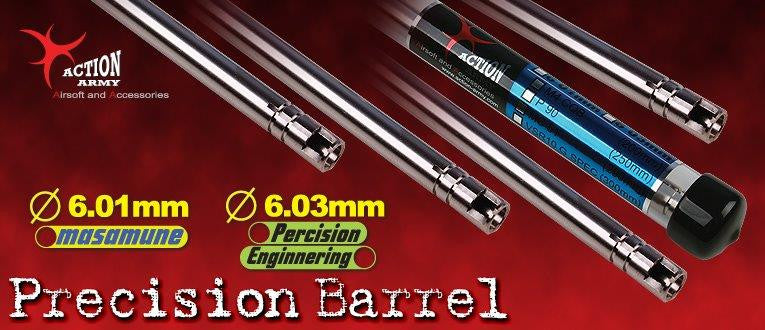 action-army 410mm M4 Long 6.01 TB Barrel