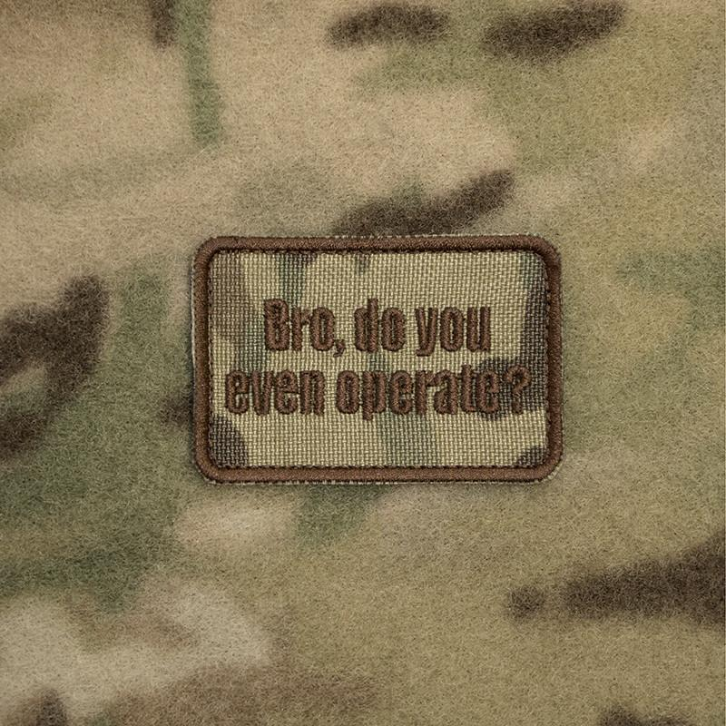 GWA Bro, Do You Even Operate?  (Morale Patch)