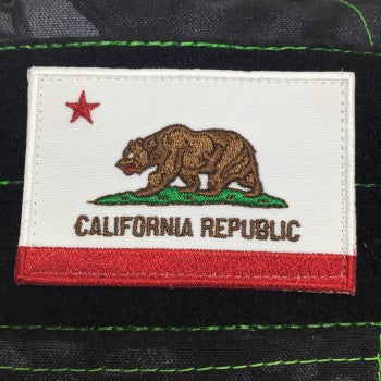 TOF California Flag Patch