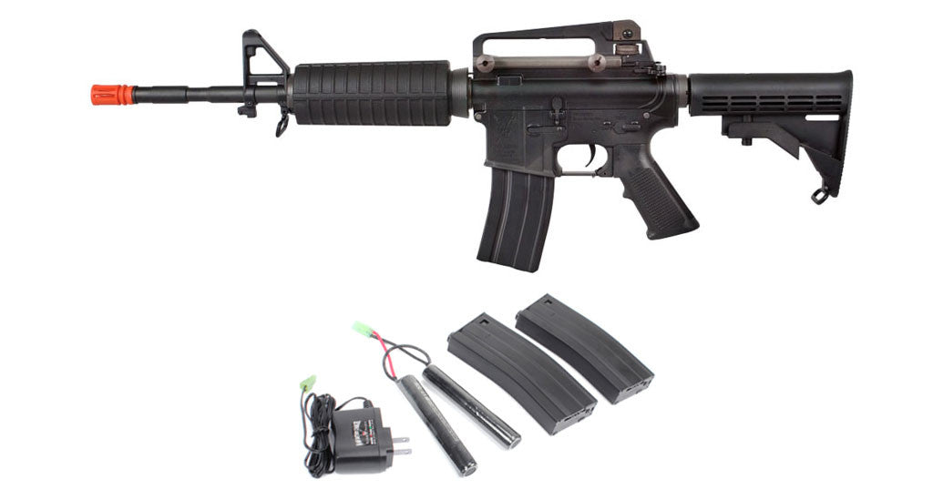 King Arms Nylon M4A1 Carbine Field Pack