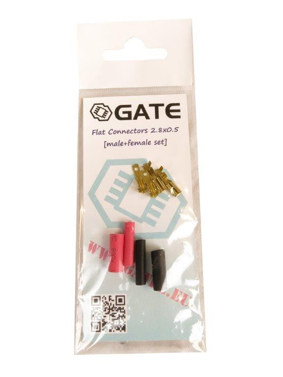 GATE Flat Connector Set