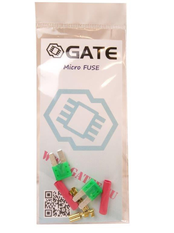 GATE Micro Fuse 30A 2-pack