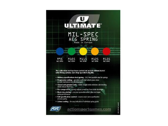 ASG Ultimate Upgrade spring