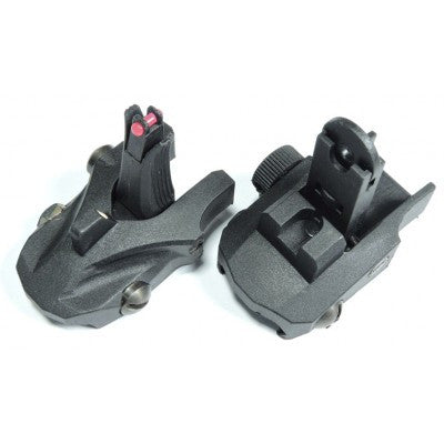 APS Athena Back Up Sight Set