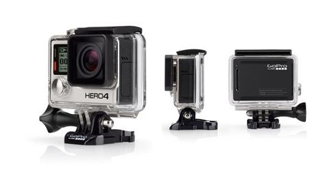 GoPro HERO4 Black Edition - In STOCK