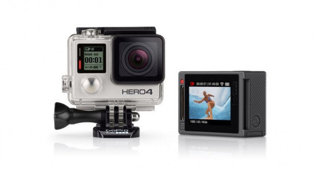 GoPro HERO4 Silver Edition - In STOCK