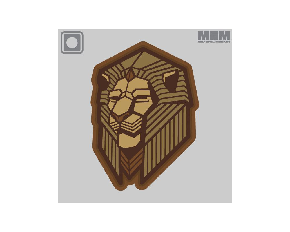 MSM Industrial Lion PVC