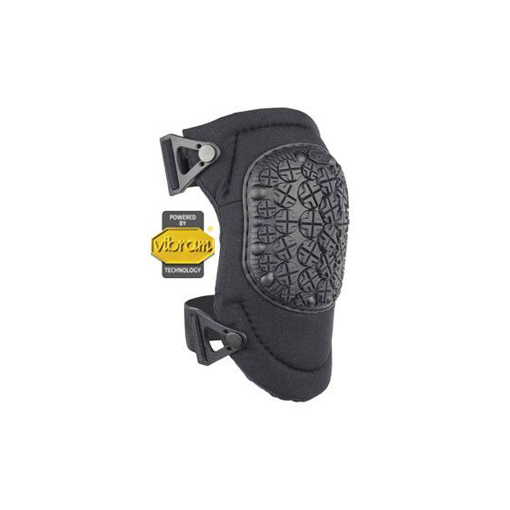 Alta FLEX360 knee pads w/vibram - Black