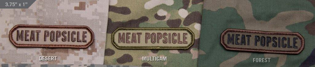 MSM Meat Popsicle patch