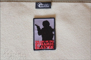 OI Art of the Dynamic Blaster Patch