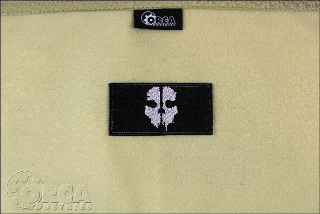 Orca Industries Ghost Patch BLK