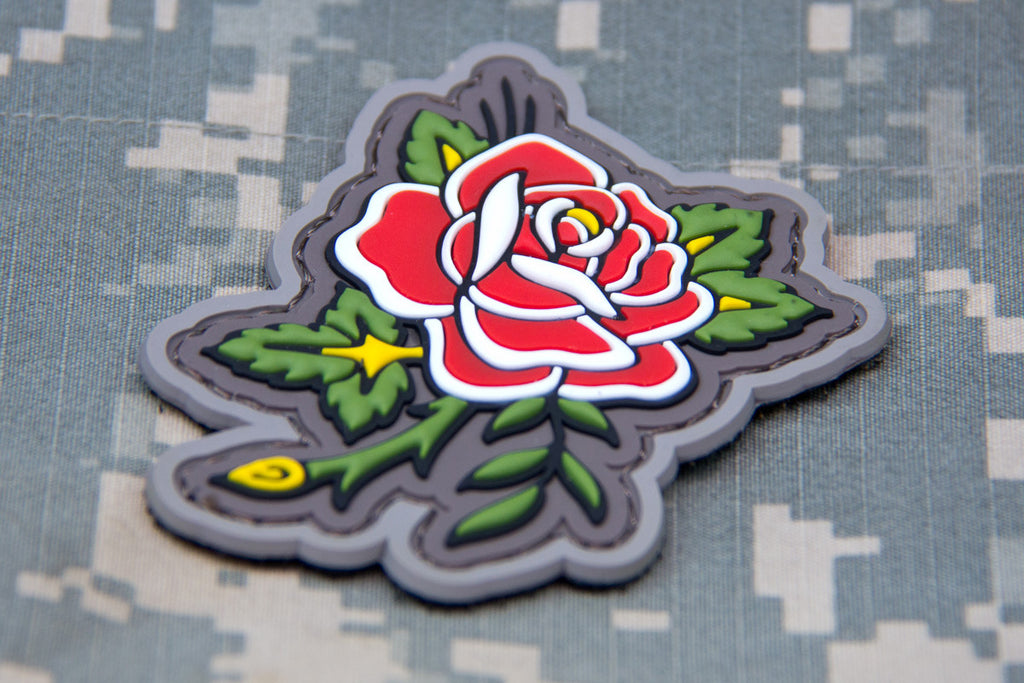 MSM ROSE TATTOO PVC