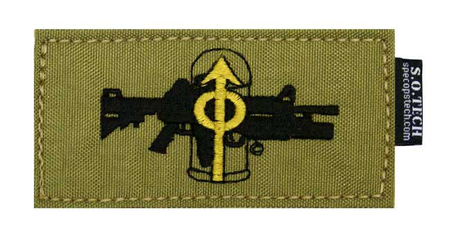 SOTech Patch Grenadier Tan