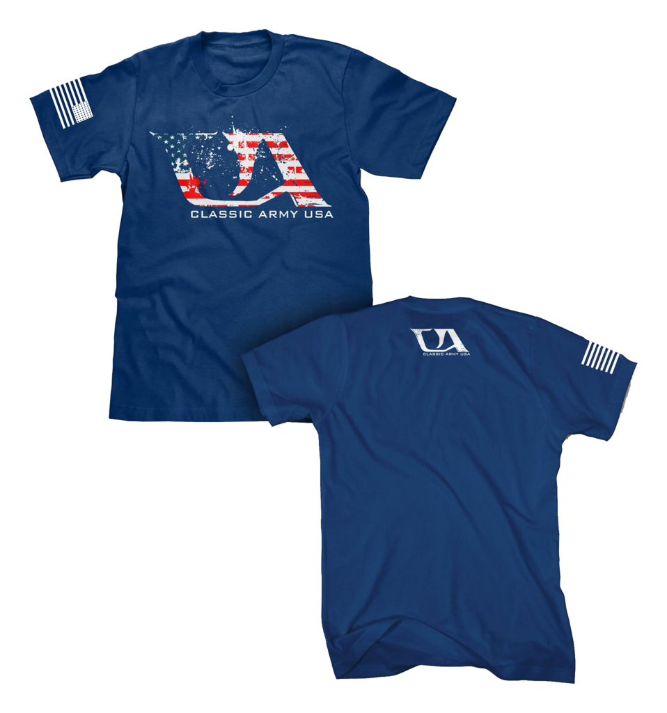 Classic Army USA Patriot Special Edition T-Shirt