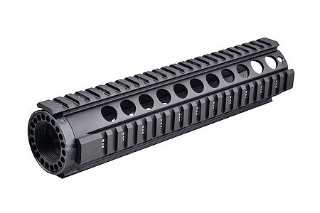 "M4 10"" Free Float Quad Rail System"