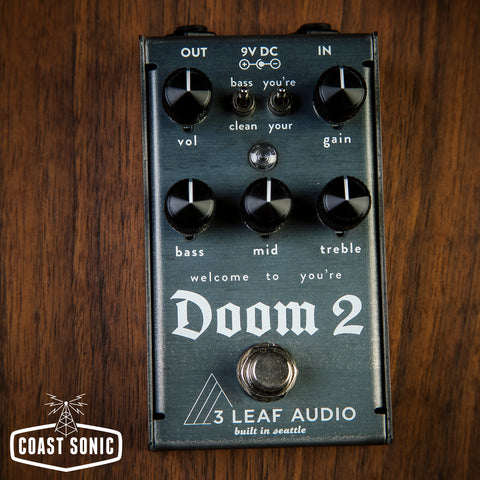 3Leaf Audio Doom 2 Fuzz